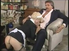 Maid Woman Gives Nice Blowjob And Fuck Hard